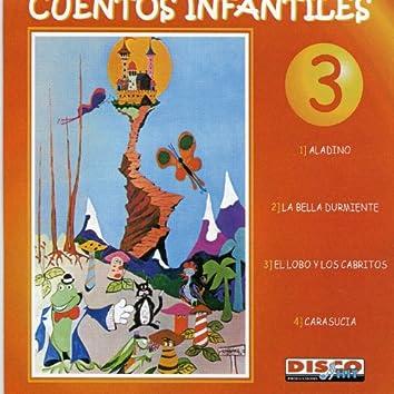 Cuentos Infantiles Vol. 3 - EP