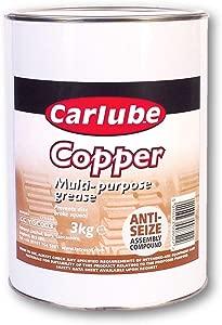 Carlube YGC003 Multi-Purpose Grease  Copper