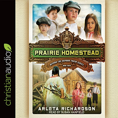 Prairie Homestead audiobook cover art