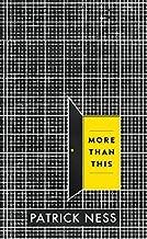 Mejor More Than This Libro de 2020 - Mejor valorados y revisados