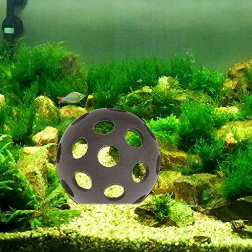 Dairyshop Accessoire décoratif en céramique pour aquarium - Abri pour les crevettes, les crabes, les plantes vivantes, la reproduction des poissons