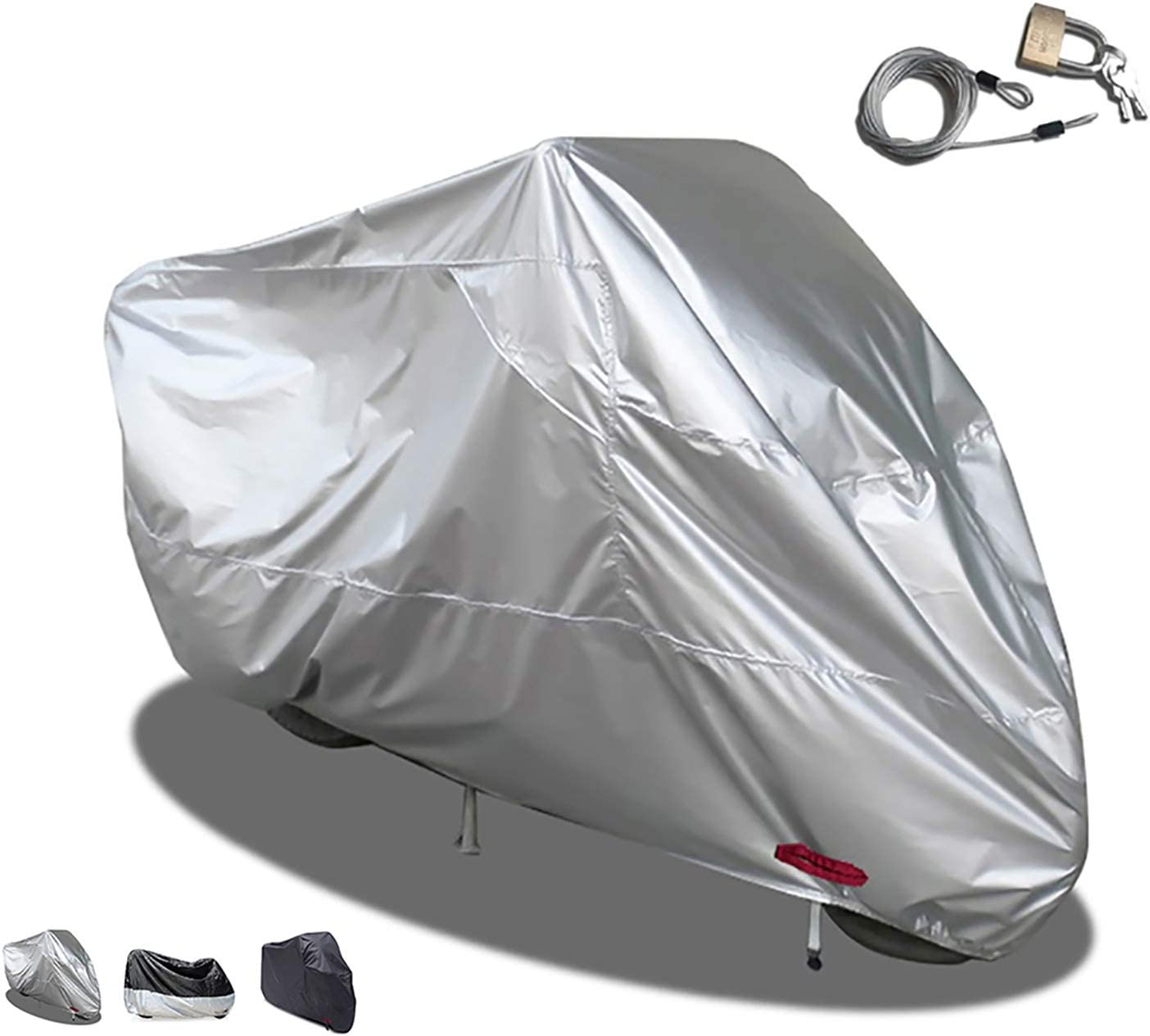 HWHCZ Motorcycle Covers Industry No. 1 Compatible Vespa G Cover with Washington Mall