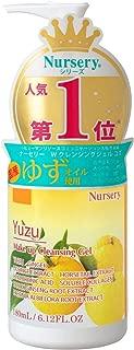 Nursery W Cleansing Gel Yuzu, 180ml