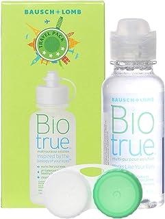 Biotrue Multi-Purpose Contact Lens Solution, 2 Fl Oz (Pack of 4)