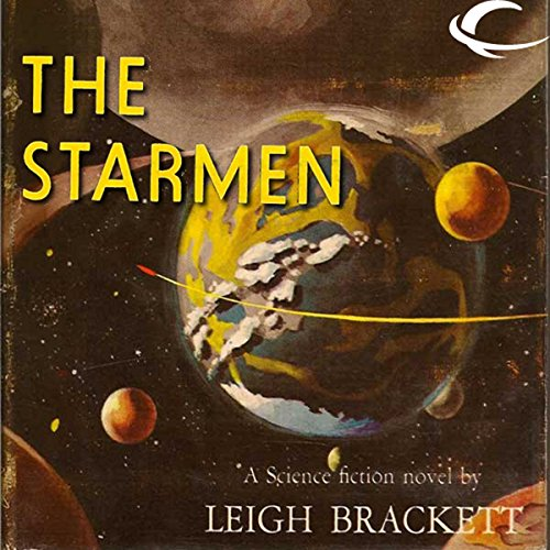 The Starmen audiobook cover art