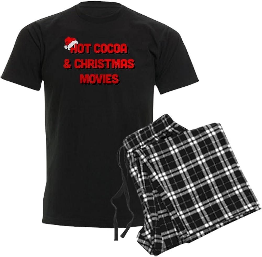 CafePress Hot Cocoa Nippon regular agency Choice Christmas Movies Pajama Set