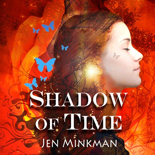 Shadow of Time audiobook cover art