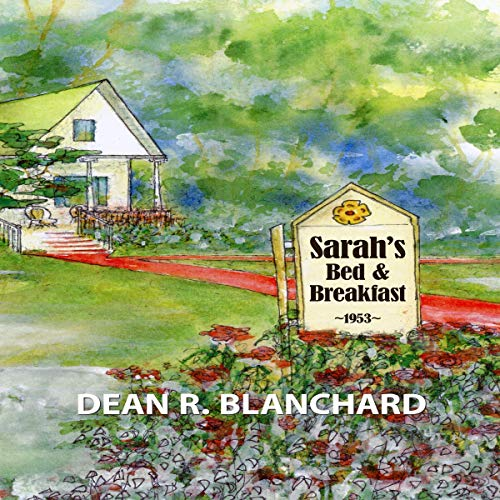 Sarah's Bed & Breakfast audiobook cover art