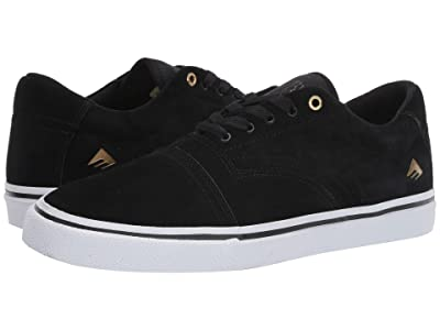 Emerica Provider (Black/White/Gold) Men