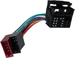 AERZETIX: Adaptateur Faisceau câble fiche ISO pour