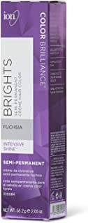 Ion Fuchsia Semi Permanent Hair Color Fuchsia