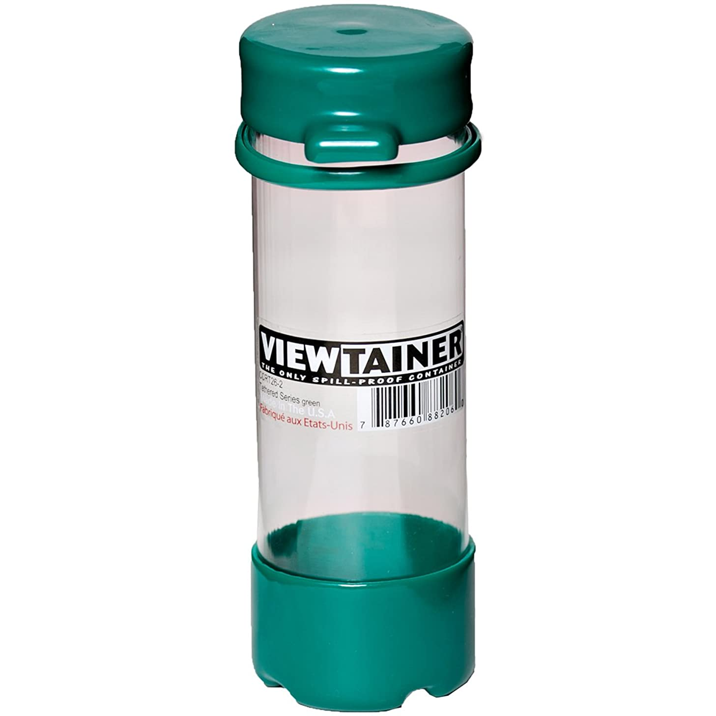 Viewtainer CCRT26-2 Tethered Cap Storage Container 2