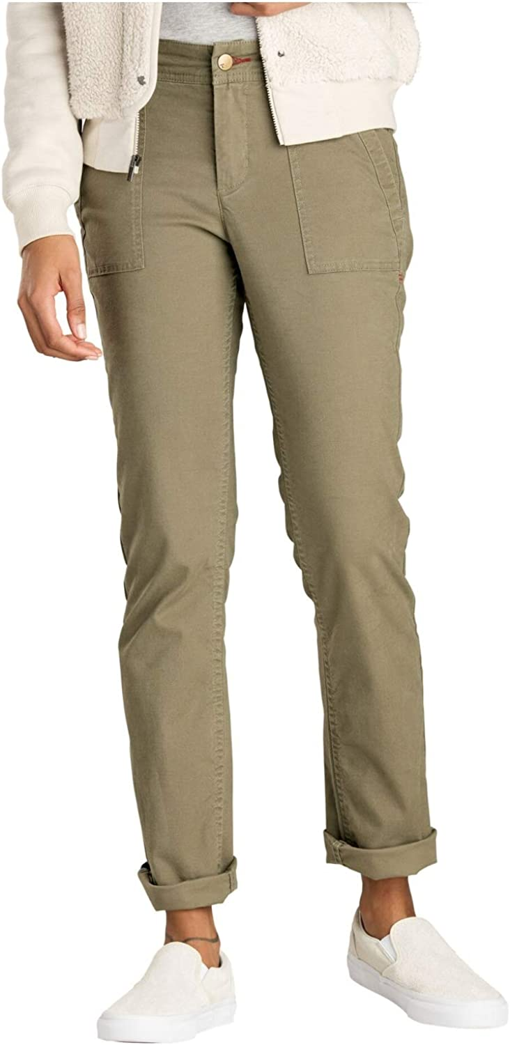 Toad&Co Earthworks PantWomen's Rustic Olive 10