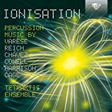 Ionisation; Percussion Music