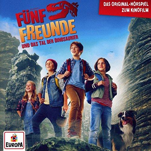 Fünf Freunde und das Tal der Dinosaurier-Das Original Hörspiel zum Kinofilm
