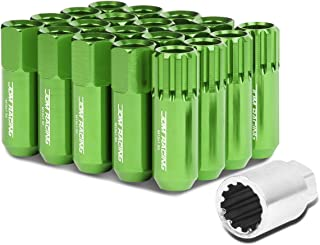 Best green anodized lug nuts Reviews
