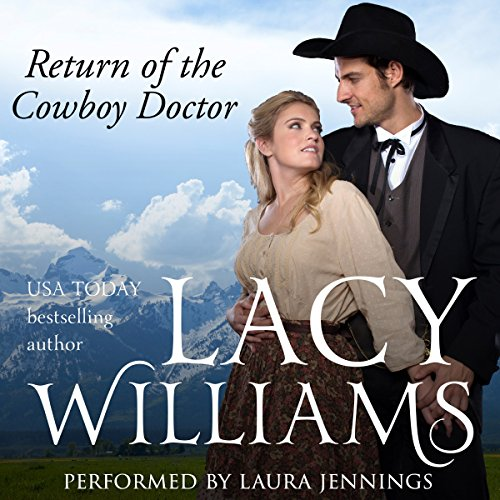 Return of the Cowboy Doctor cover art