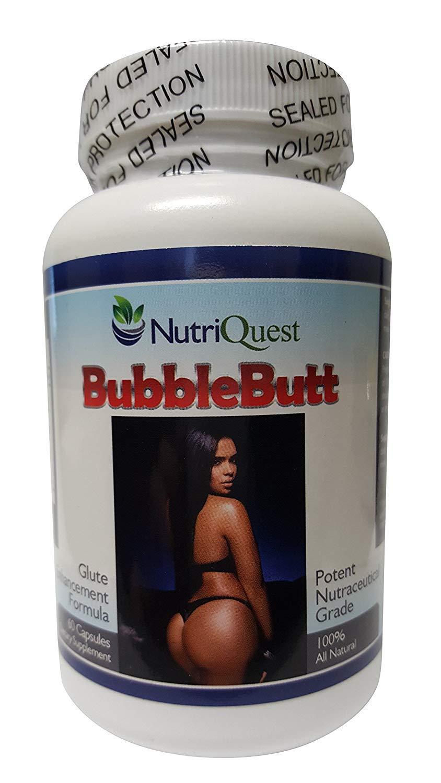 Bubble Enhancement Enlargement Capsules Bottle