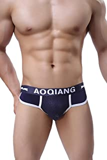 Men's Pure Cotton Comfortable Breathable Briefs