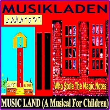 Music Land (A Musical For Children)