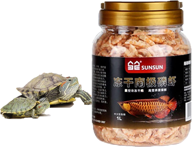 Aquarium Pond Spasm price Fish Food Reptile Floating Natural Max 78% OFF Shrimp Fre