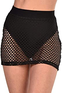 Women's Rave Festival Bodycon Mini Skirts