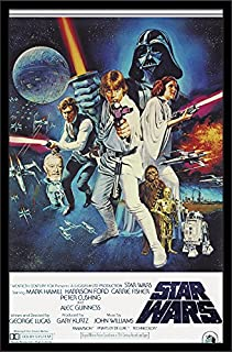 Trends International Star Wars IV One Sheet Collector's Edition Wall Poster 24