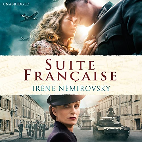 Suite Francaise audiobook cover art
