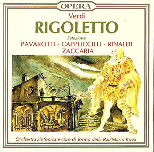 Guiseppe Verdi Rigoletto - Torino 1967 Recordings