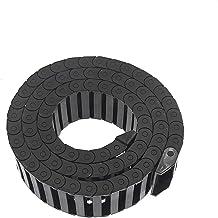 Kabel Sleepketting 10 x 20 mm 10 * 20 mm L1000mm Kabel Drag Chain Draad Carrier met eindconnectoren voor CNC Router Machin...