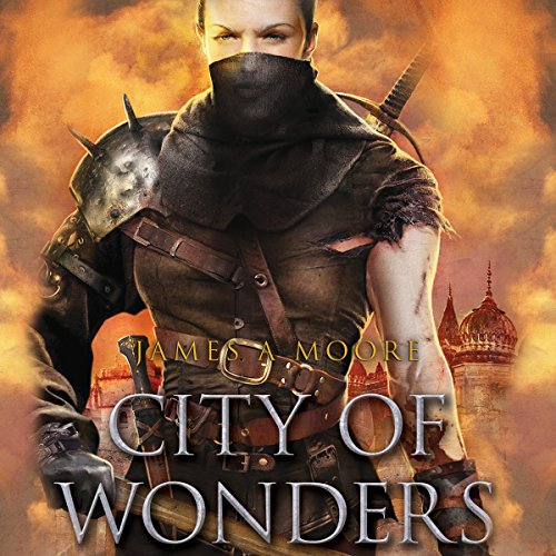 City of Wonders cover art