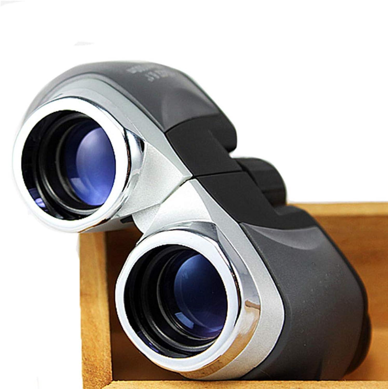 Night Vision Pocket Binoculars, High Waterproof Short Tube Anti-Skid Long Distance Viewer,M