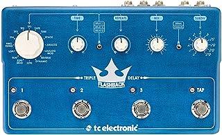 tc Electronic Flashback Pedal Triple Retraso