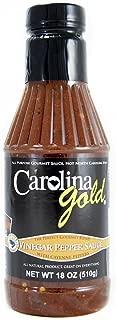 Best carolina gold vinegar pepper sauce Reviews