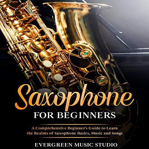 Saxophone for Beginners cover art