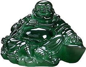 1pc Change Color Buddha Statue Tea Pet Decoration Fengshui Decorative Craft Sculpture Ornament