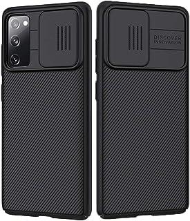 Samsung Galaxy S20 FE 2020 Case Cover Original Nillkin CamShield for Samsung Galaxy S20 FE 2020 (Fan edition 2020) (Black)