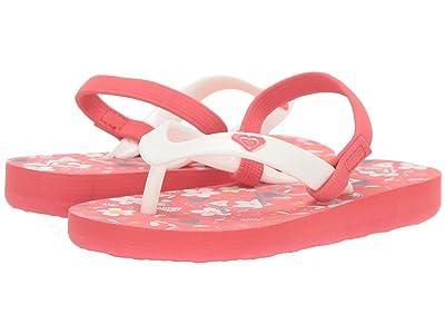 Roxy Kids Tahiti VI (Toddler) (Multi 2) Girls Shoes