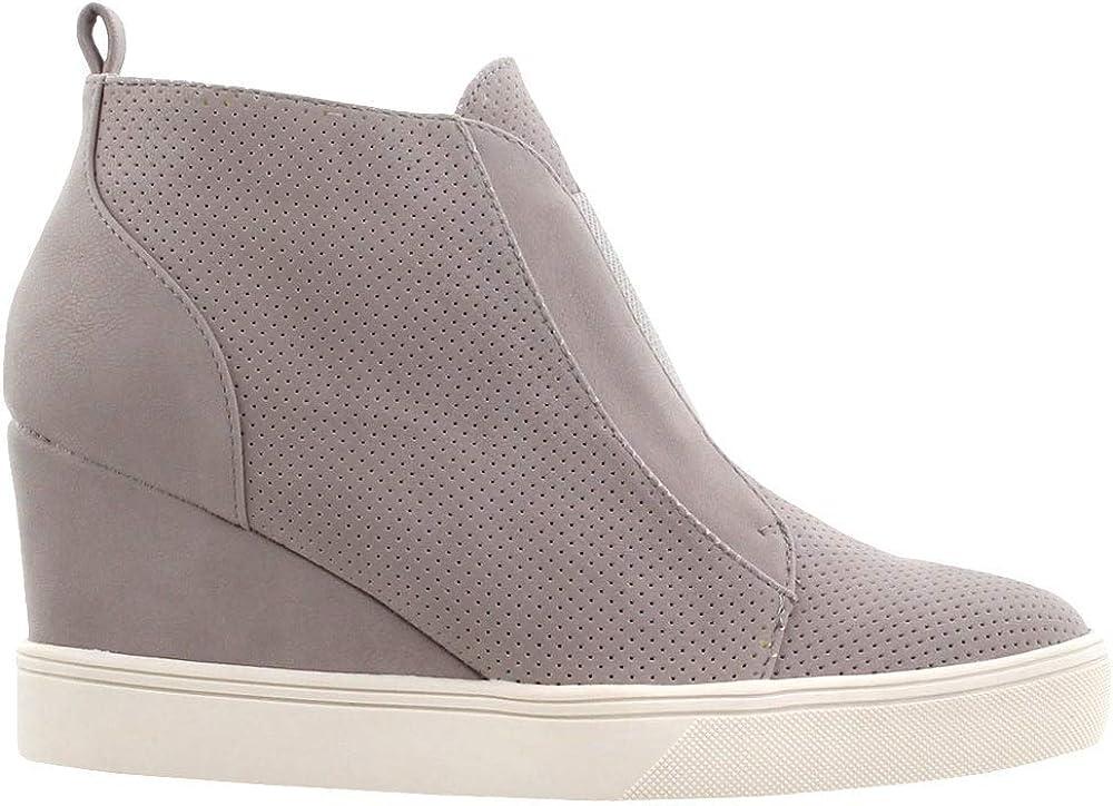 MIA Womens Cristie Casual Sneakers,