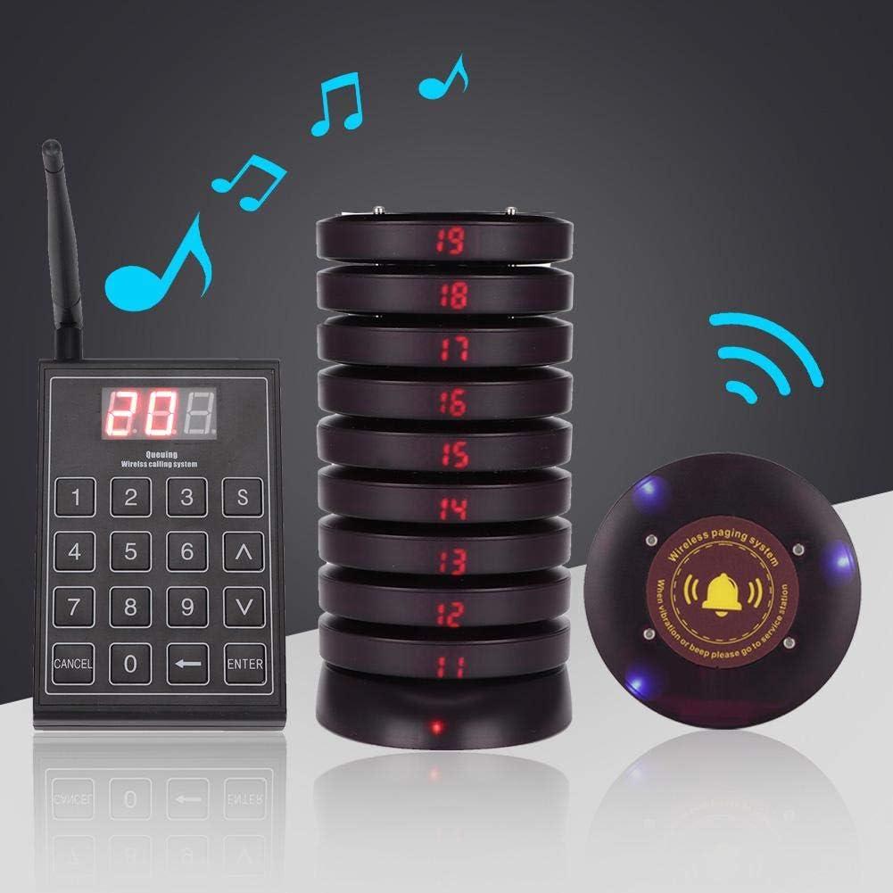 US Wireless Restaurant Pager System,SU-680 Restaurant Wireless ...