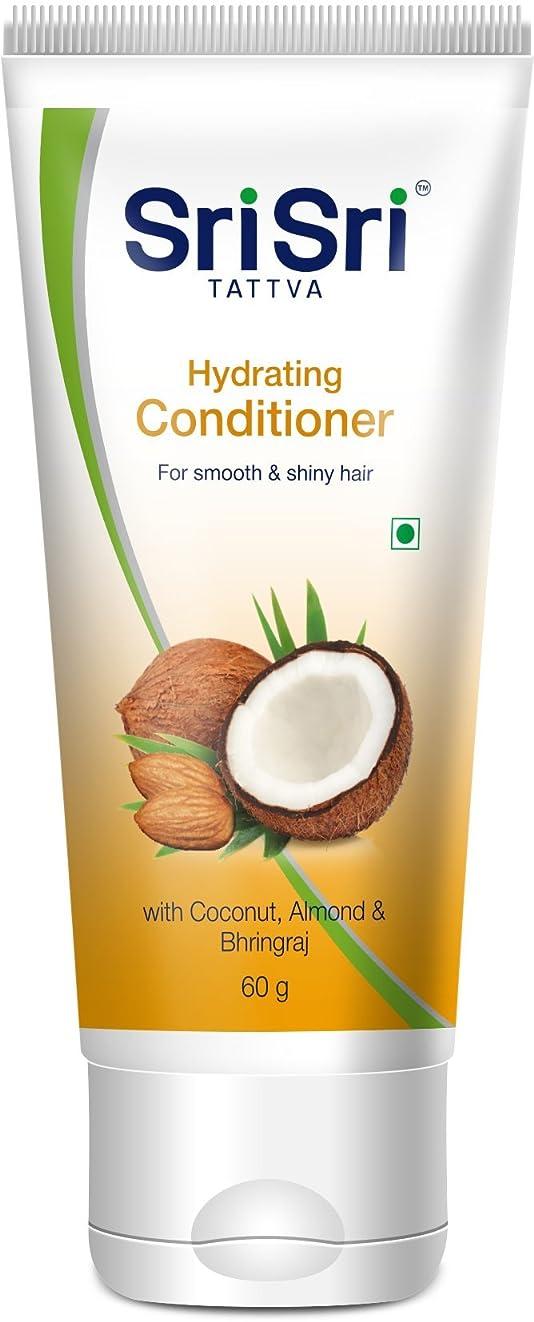 ペアカップ光のSri Sri Ayurveda Hydrating Conditioner (60 g)