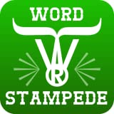 Word Roundup Stampede - Word Search
