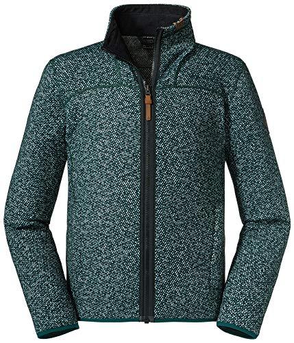 Schöffel Herren Fleece Jacket Anchorage2 Fleecejacke, Mallard Green, 56