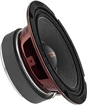 """Sponsored Ad - DS18 PRO-X6M Loudspeaker - 6.5"""", Midrange, Red Aluminum Bullet, 450W Max, 225W RMS, 8 Ohms - Premium Qualit... photo"""