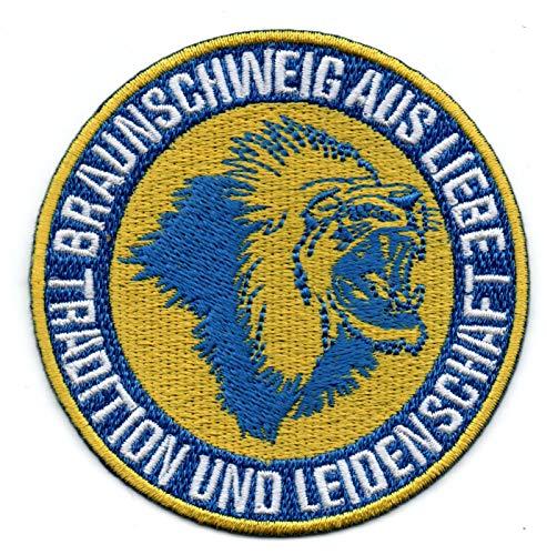 Braunschweig Aufnäher/Bügelbild/Stickbild/Abzeichen/Iron on Patch