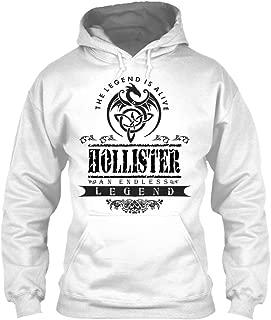 Hollister Sweatshirt - Gildan 8oz Heavy Blend Hoodie