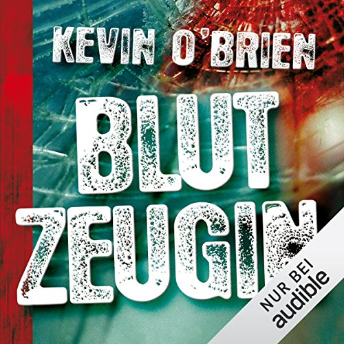 Blutzeugin audiobook cover art