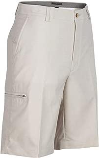 Greg Norman Men's Play Dry Comfort Waistband Performance Stretch Golf Shorts
