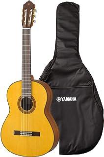 Yamaha CG162S Spruce Top Classical Guitar - Natural,medium