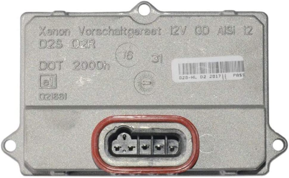O-NEX Xenon D1S D3S 35W HID Ballast 5DV00900000 Factory OEM Direct Replacement Control Unit Module for Sprinter 2007-2012